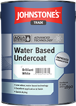 Johnstones Aqua Water Based Undercoat