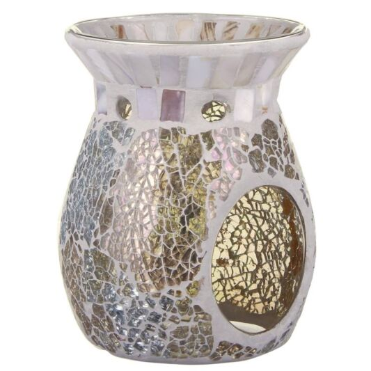 Yankee Candle - Gold & Pearl Crackle Wax Burner - 649585