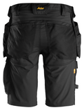 Snickers - 6141 All Round-Work Stretch Shorts Holster Pockets