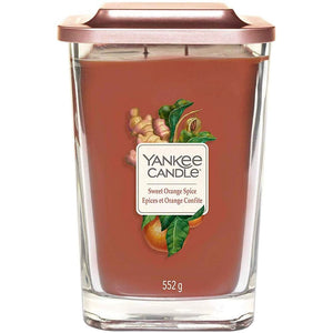 Yankee Candle - Sweet Orange Spice Large Elevation Candle - 64963