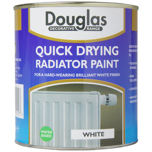 Douglas White Radiator Paint