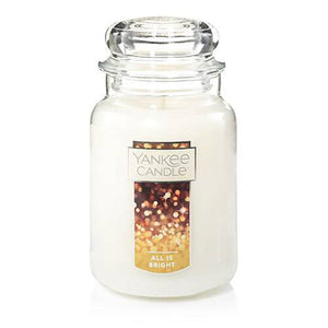 Candela Aromática All is Bright 22 oz - Monnry