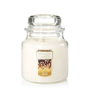 Candela Aromática All is Bright 14.5 oz - Monnry