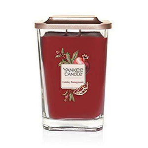 Candela Aromática Holiday Pomegranate 19.5 oz - Monnry