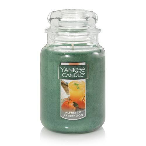 Candela Aromática Alfresco Afternoon 22 oz - Monnry