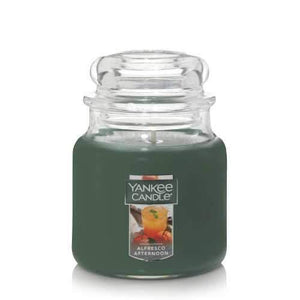 Candela Aromática Alfresco Afternoon 14.5 oz - Monnry
