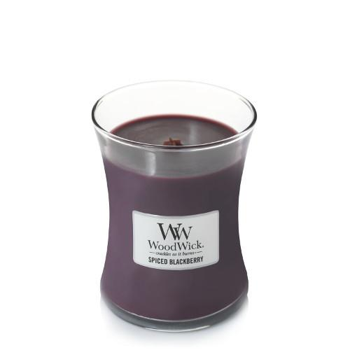 Candela Aromática Spiced Blackberry 10 oz - Monnry