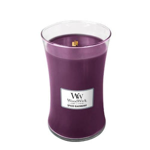 Candela Aromática Spiced Blackberry 22 oz - Monnry