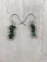 Load image into Gallery viewer, Emerald Earrings