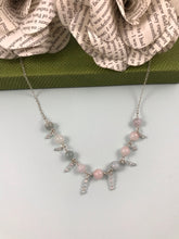 Load image into Gallery viewer, Morganite Necklace