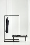 Clothes Rack Black