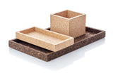 Cork trays from MALLING LIVING
