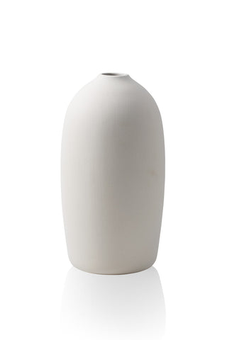NEW - Raw Vase White - Large