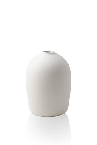 NEW - Raw Vase White - Small