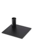 MALLING LIVING Square Candle Holder Black