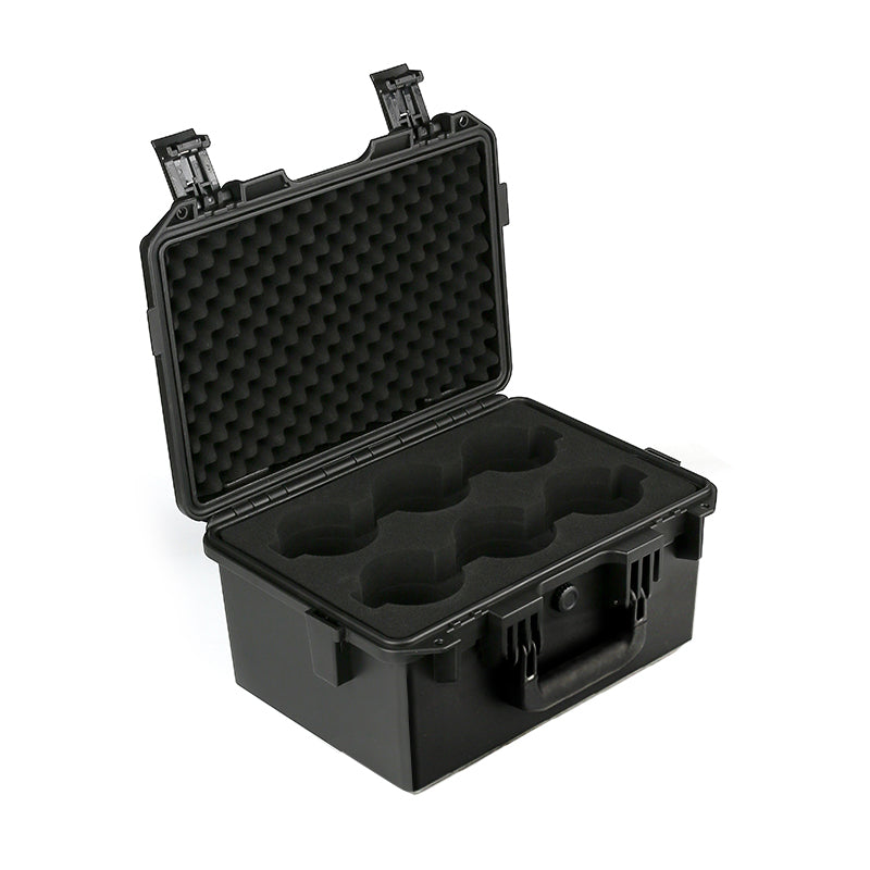 6-Lens Custom Case for Meike Mirrorless Cinema Prime - Revar Cine
