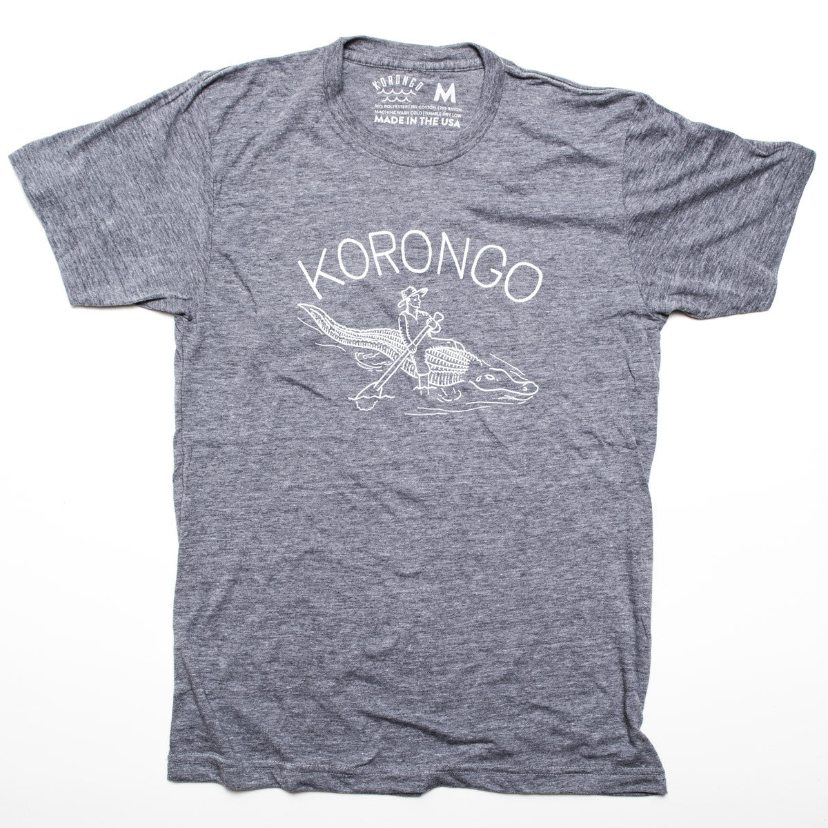 Paddler Triblend Tee - KORONGO