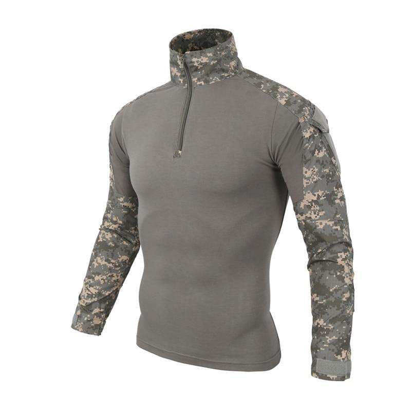 60% OFF-On Sale-Tactical Long Sleeve Shirt