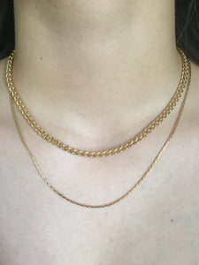 Gold Billie Chain