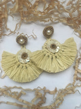 Load image into Gallery viewer, Rattan Earrings