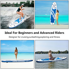 Load image into Gallery viewer, Inflatable Paddle Boards Ultra-Light Stand Up Paddle Board , Surf Board SUP Accessories & Carry Bag XH - QSR-Unlimited