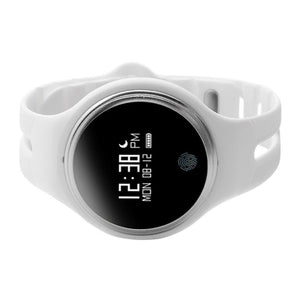 E07 smart watch 0.96 inch OLED screen applicable to IOS 7.0 Android 4.3 - QSR-Unlimited