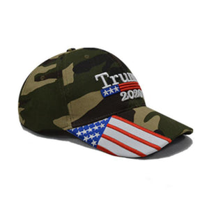Trump Hat, President Donald Trump 2020 Hat Keep America Great Embroidery KAG MAGA - QSR-Unlimited