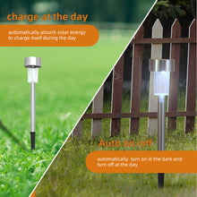 Load image into Gallery viewer, 24PCS Garden Outdoor Spots Lights LED Lawn Solar Lights - QSR-Unlimited