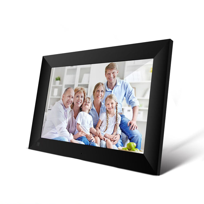 10 inch WiFi Digital Picture Frame, Email Photos from Anywhere, Touch Screen Display - QSR-Unlimited