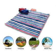 Load image into Gallery viewer, Camping mat outdoor beach picnic tent mat is weatherproof and mildew proof - QSR-Unlimited