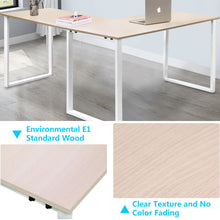 Load image into Gallery viewer, L-Shaped Large Corner PC Laptop Study Table Workstation - QSR-Unlimited