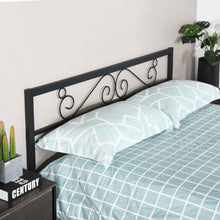 Load image into Gallery viewer, Vintage Style Platform Metal Bed Frame Foundation Headboard Footboard - QSR-Unlimited