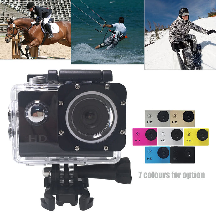 A7 HD 720P Sport Mini DV Action Camera Gopro - QSR-Unlimited