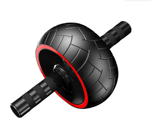 ABS Abdominal Mute Roller Exercise Wheel Core Fitness Muscle Trainer Ab Roller - QSR-Unlimited