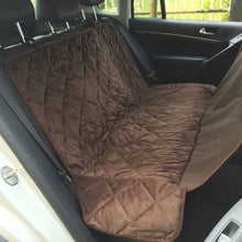 Cargar imagen en el visor de la galería, Non-slip Pet Car Back Seat Cover Water-proof Dog Safety Hammock Protector - QSR-Unlimited