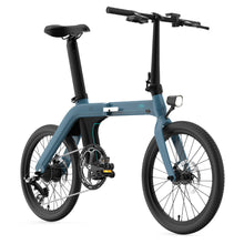 "Load image into Gallery viewer, Fiido D11 20"" Lightweight Folding Electric Bicycle 250W Motor 7 Speed Derailleur 3 Mode - QSR-Unlimited"