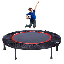 Load image into Gallery viewer, Aerobic Bouncer Trampoline Adult Kid Fitness Exercise Indoor - QSR-Unlimited