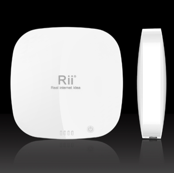 Rii® P03 Portable 4000mAh Battery Dual USB Mobile Power Bank Charger - QSR-Unlimited