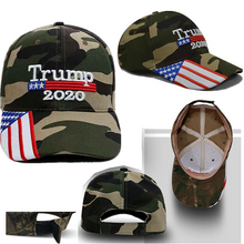 Load image into Gallery viewer, Trump Hat, President Donald Trump 2020 Hat Keep America Great Embroidery KAG MAGA - QSR-Unlimited