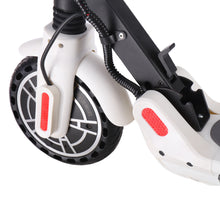 "Load image into Gallery viewer, Electric Scooter - 350W Motor 8.5"" Solid Tires Step Fold, Adult Electric Scooter - QSR-Unlimited"