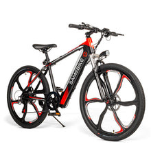 Load image into Gallery viewer, Samebike  e-bike beach snow bike 36V8AH 350W high speed brushless motor - QSR-Unlimited