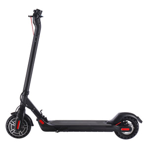 "Electric Scooter - 350W Motor 8.5"" Solid Tires Step Fold, Adult Electric Scooter - QSR-Unlimited"