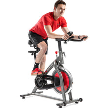 Load image into Gallery viewer, Indoor Cycling Bike w/ 4-Way Adjustable Handlebar & Seat, LCD Monitor/ Pulse Sensor, Belt Drive - QSR-Unlimited