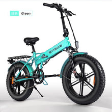 Load image into Gallery viewer, ENGWE 500W Adult 20-inch fat tire electric bike mountain beach snow bike - QSR-Unlimited