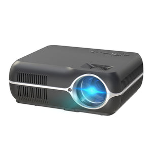 Home Video LCD Projector 4200 Lumens WXGA 1280x800 Resolution Support Full HD - QSR-Unlimited
