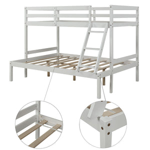 TWIN/FULL BUNK BED - QSR-Unlimited