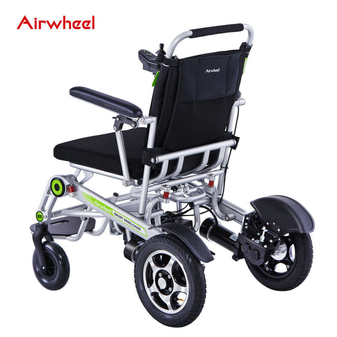 Airwheel 2019 New Foldable Electric Wheelchair with CE Certification H3T - QSR-Unlimited