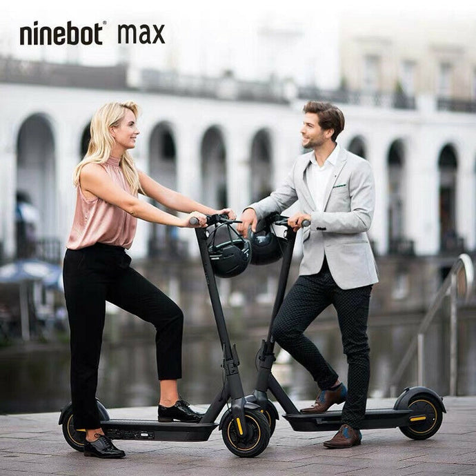 Segway MAX G30P Electric Scooter, Portable Folding , newest Generation! - QSR-Unlimited