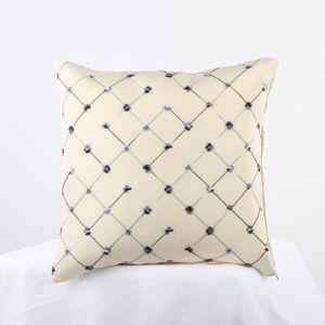 Home Sofa Bed Decor Multicolored Plaids Throw Pillow Case Square Cushion Cover - QSR-Unlimited
