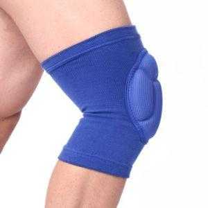 2Pcs Thick Kneepad Knee Brace Support Protector Football Volleyball Sports Pad - QSR-Unlimited